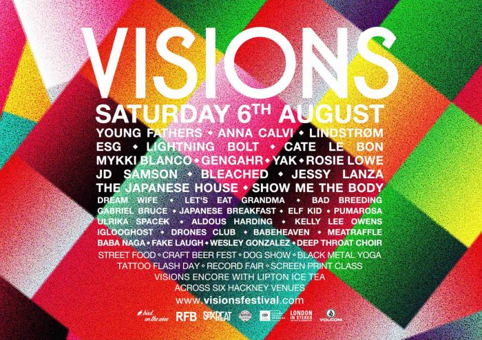 Bird On The Wire - Visions Festival 2016 - Events - London - 3