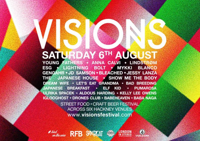 Bird On The Wire - Visions Festival 2016 - Events - London