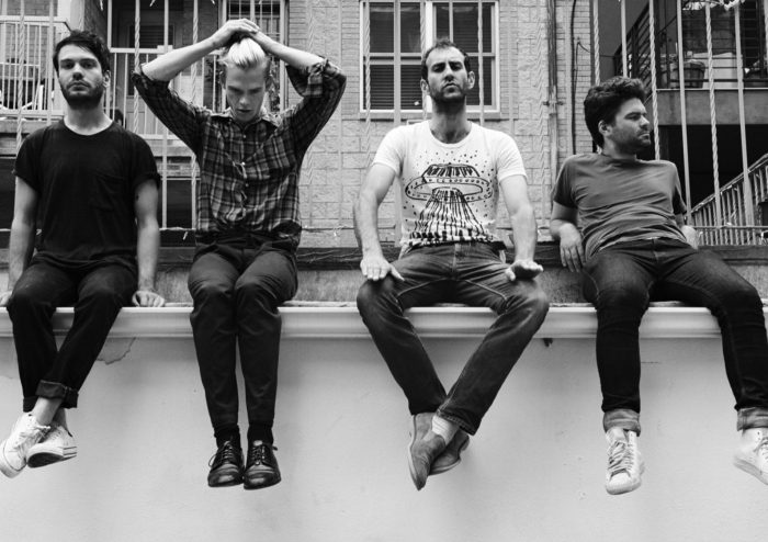 Bird On The Wire - Preoccupations - Shacklewell Arms - Old Blue Last - Events - London